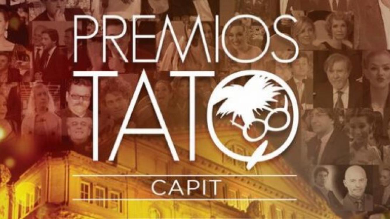 Premios Tato. Foto: Web