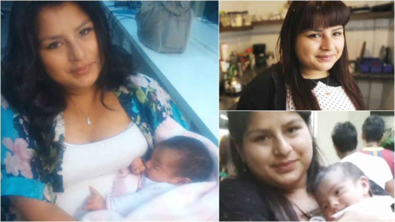 La confesión de Elba Rodríguez, tras el nacimiento de su hija. Foto: Web
