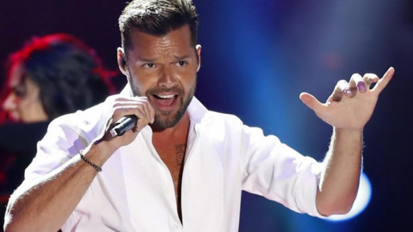 Ricky Martin se presentará en Villarobles, provincia de Buenos Aires. Foto: Web.