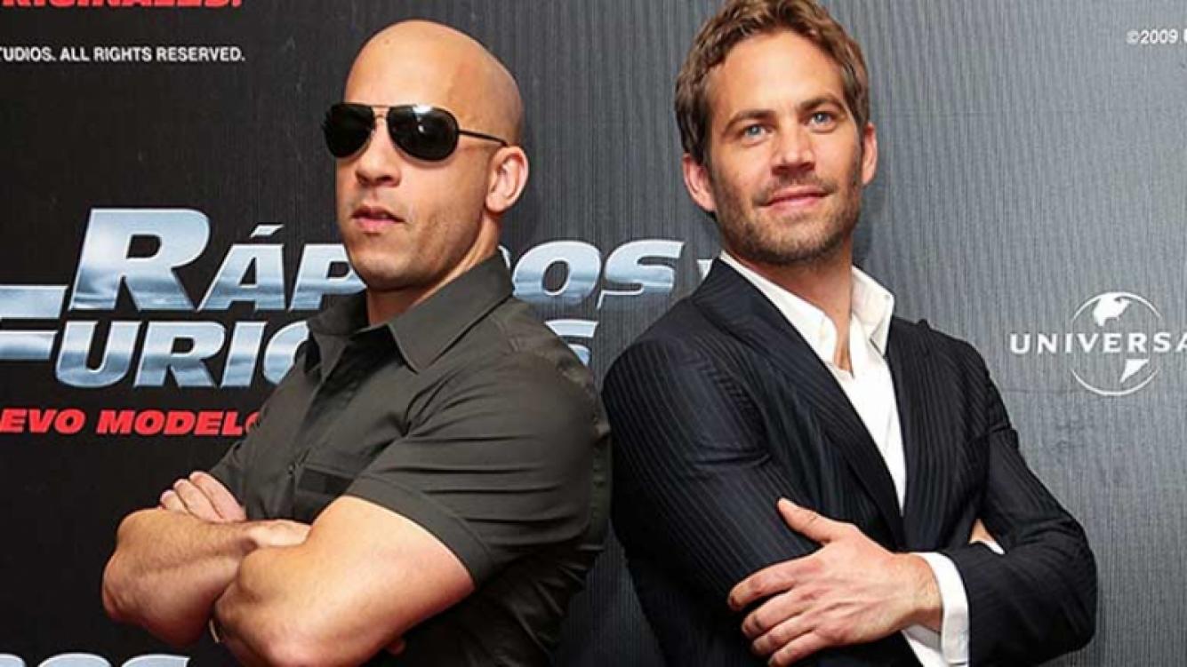 El recuerdo de Vin Diesel a Paul Walker, a dos años de su muerte.