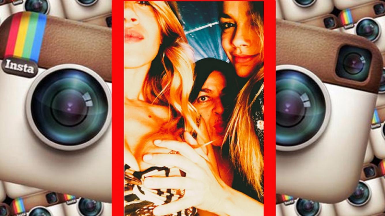 Jimena Barón y Natalie Pérez, divertidas en Instagram.