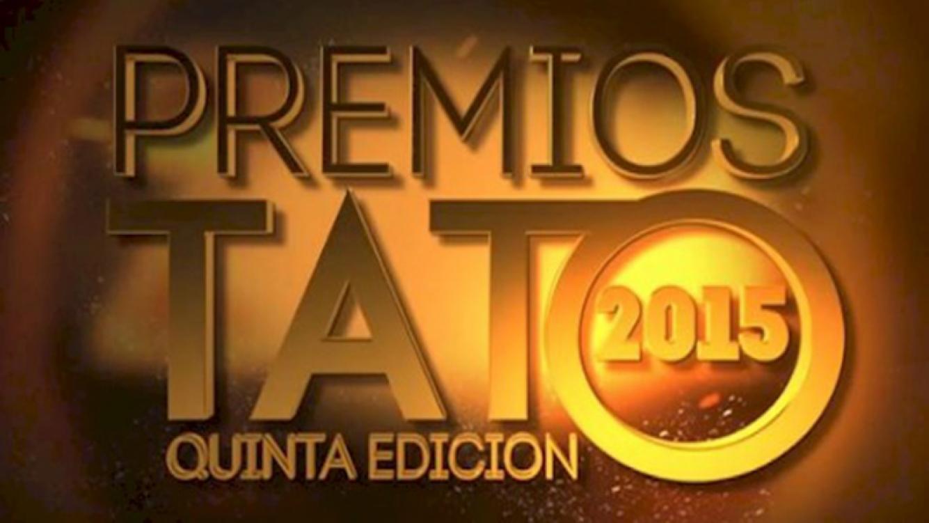 Los Premios Tato en su quinta edición. Foto: Web.