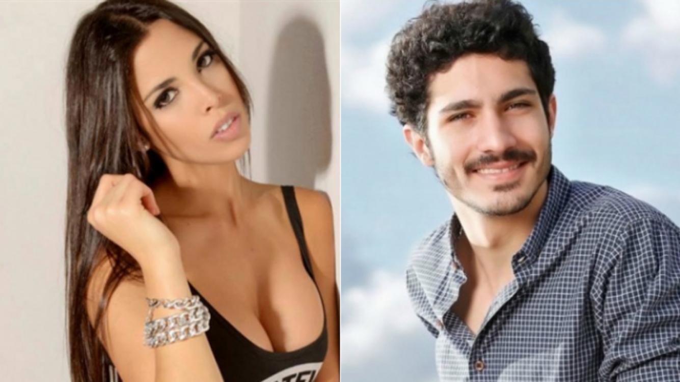 Maypi Delgado y los rumores de romance con el Chino Darín (Foto: web)