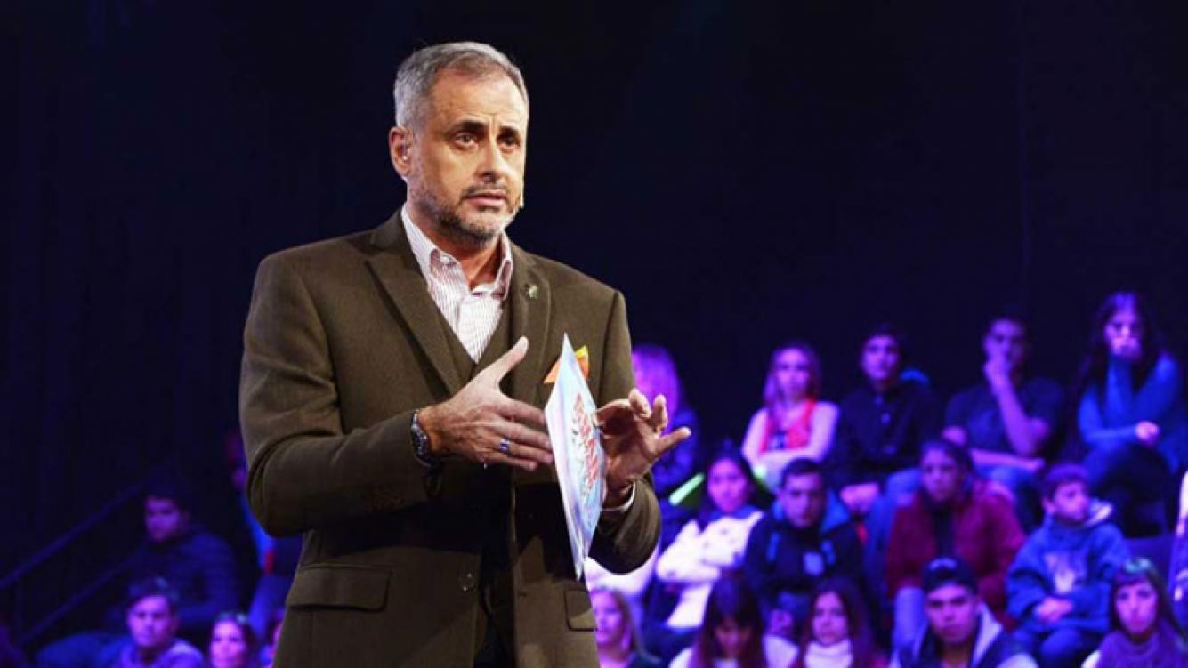 Jorge Rial disparó contra los Premios Tato. Foto: Web