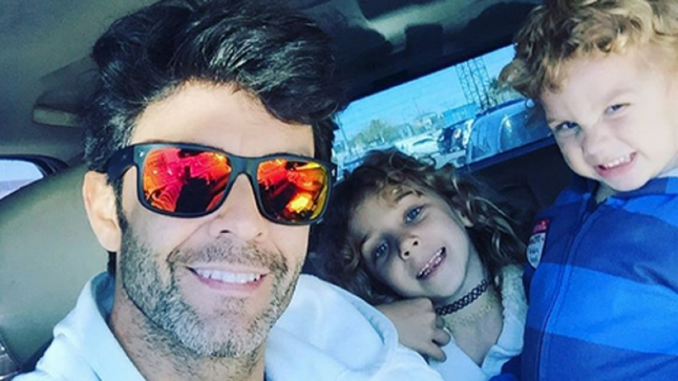 Mariano Martínez, en su cumpleaños 36 (Foto: Instagram)