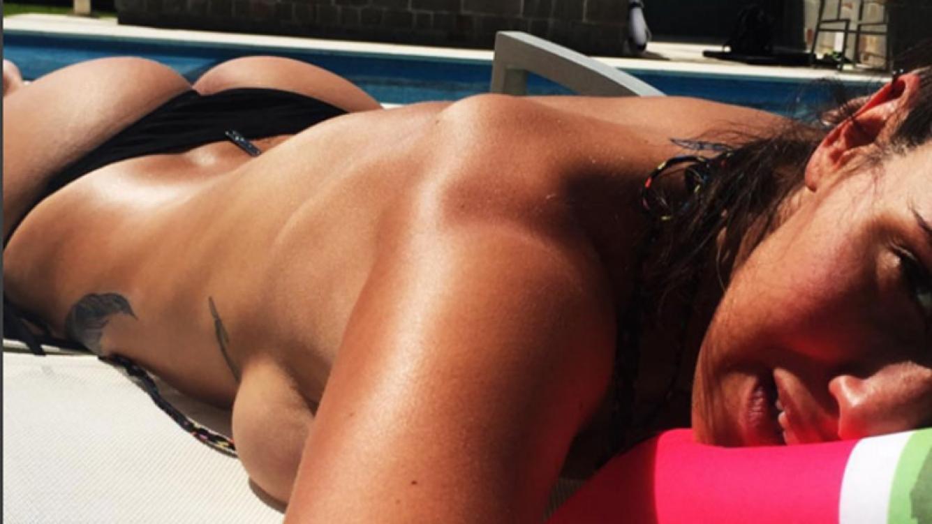 Ivana Nadal incendió las redes sociales. (Foto: Instagram)