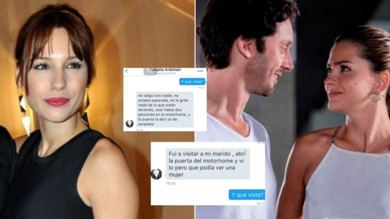 Pampita habría encontrado infraganti a Benjamín Vicuña con La China Suárez (Foto: web)