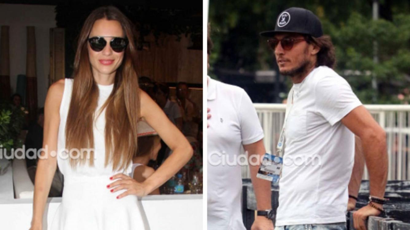 """Carolina """"Pampita"""" Ardohain negó el rumor de romance con Juan """"Pico"""" Mónaco. (Foto: Ciudad.com)"""