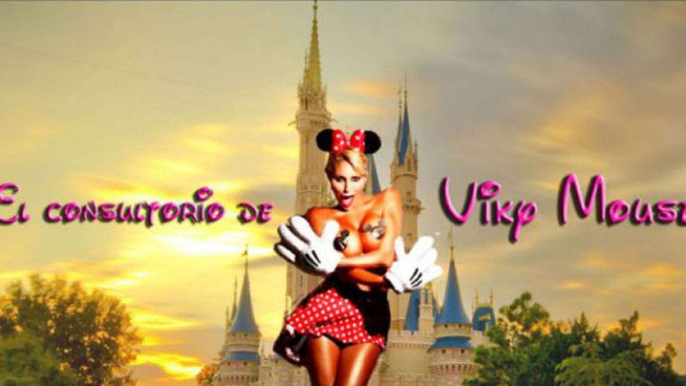 Disney lleva a Vicky Xipolitakis a la justicia. Foto: Web