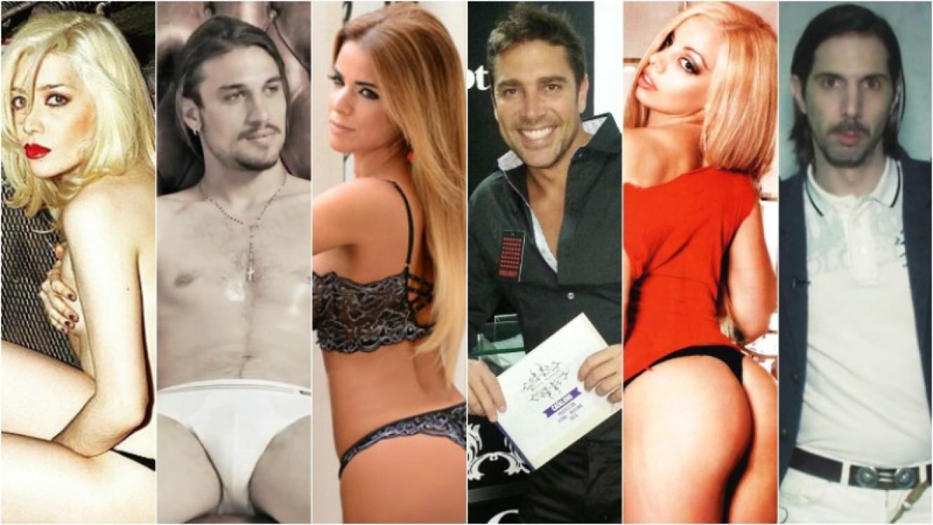 Ellos son los 6 famosos más buscados por los argentinos en Google. Foto: Web