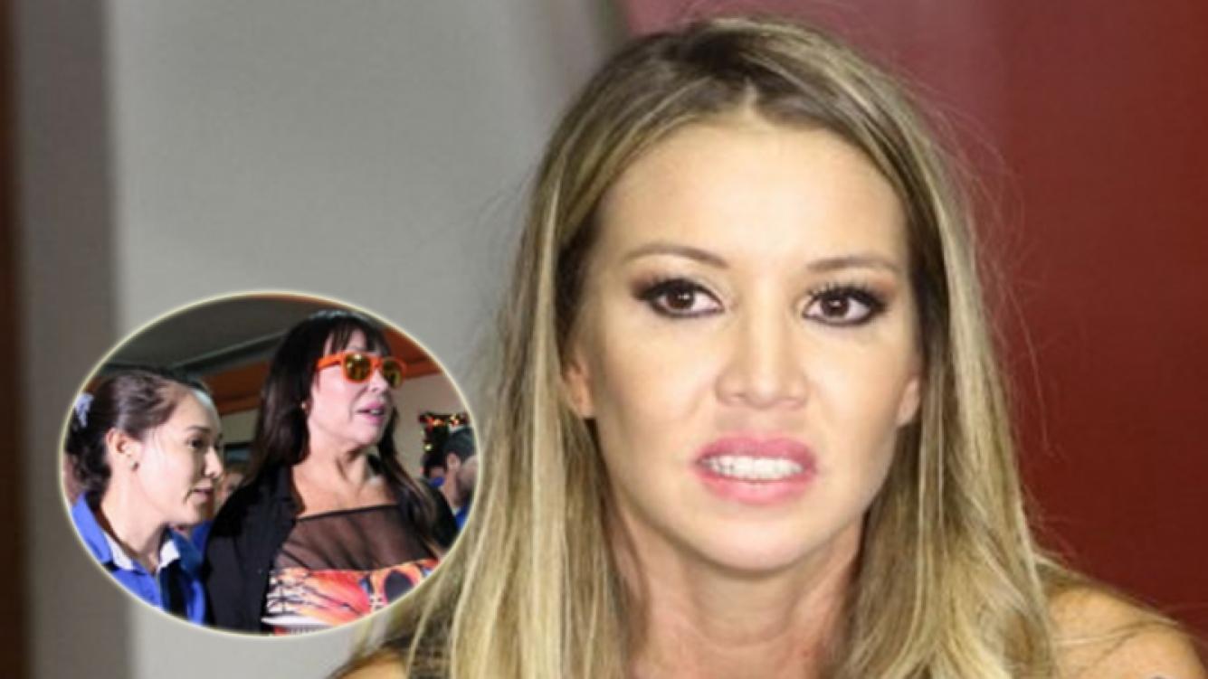 Dallys Ferreira opinó de la detención de Moria (Foto: Web)