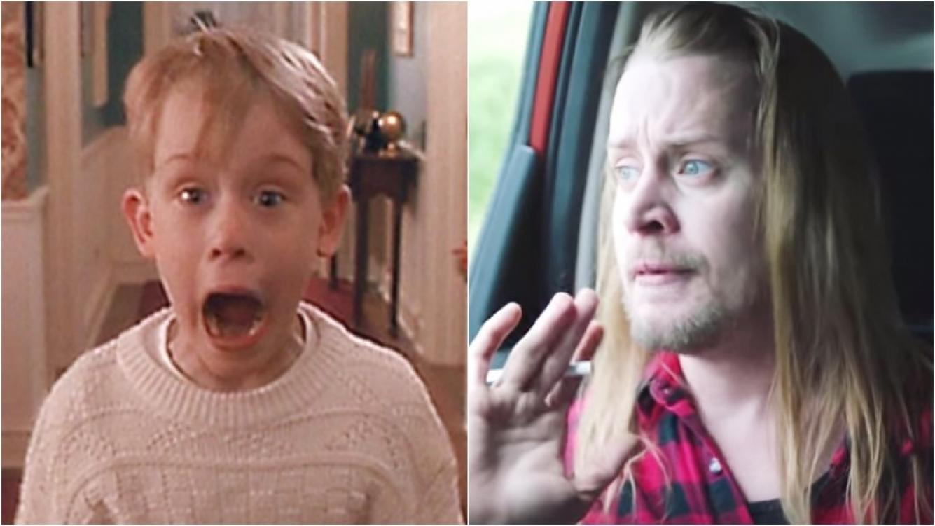 Macaulay Culkin vuelve a ser Mi pobre angelito a 25 años de la primera película. Foto: Web