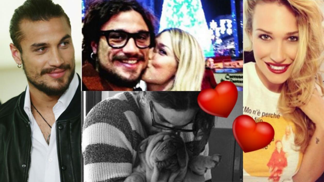 Daniel Osvaldo y Benedetta Mazza, muy enamorados en Portugal (Fotos: Instagram y Web).