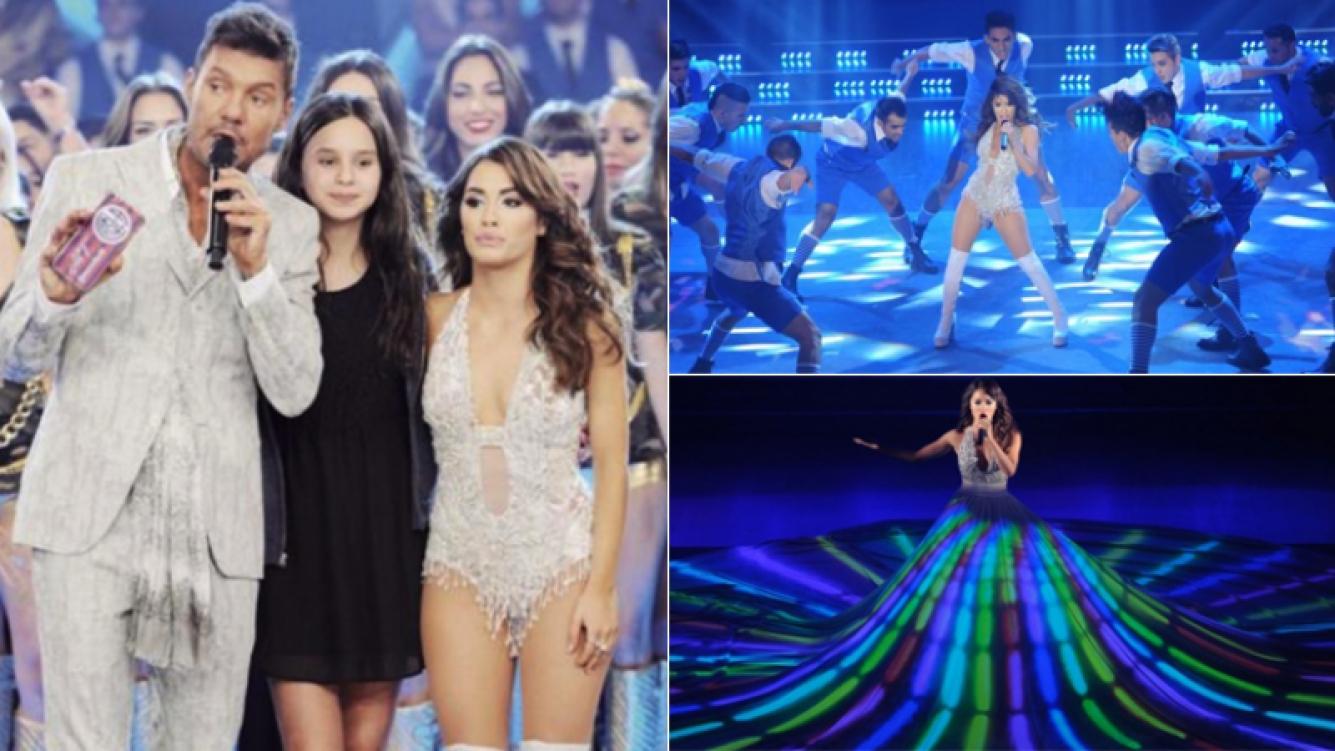 Lali Espósito cantará en el último programa de ShowMatch (Foto: web)
