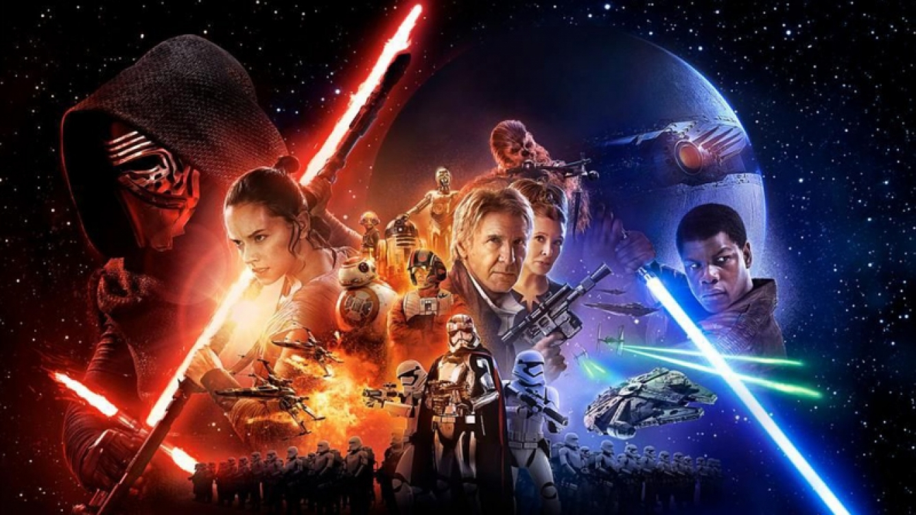 Star Wars llenó salas pero no fue récord en Argentina. (Foto: Web).