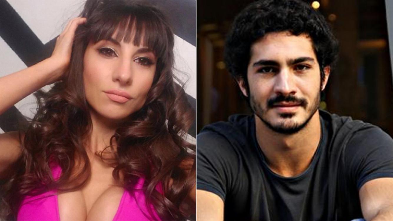 Magui Bravi habló por primera vez de su romance con el Chino Darín (Foto: Instagram y web)