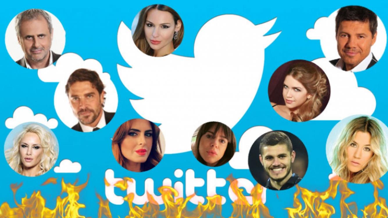 Los 10 tweets m s escandalosos de la historia de la for Chimentos farandula argentina hoy