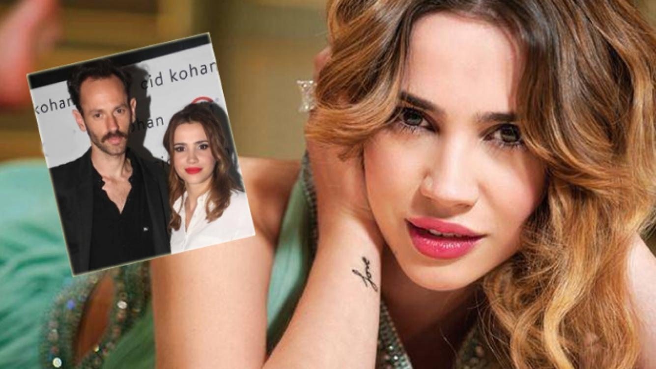 Celeste Cid, enamorada de Leandro Taub (Foto: revista Hola y Ciudad.com)