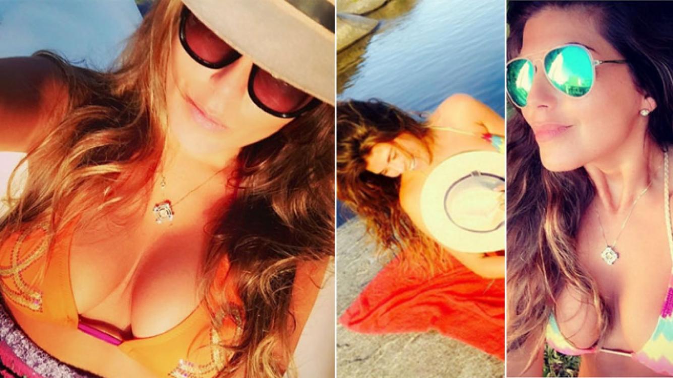 Loly Antoniale, diosa total en las redes sociales (Fotos: Instagram).
