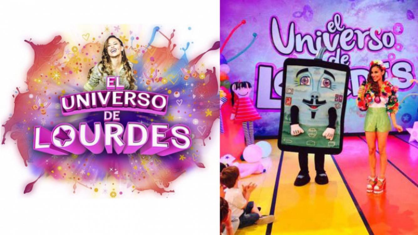 Lourdes Sánchez debuta con su programa infantil por América. (Foto: Web)