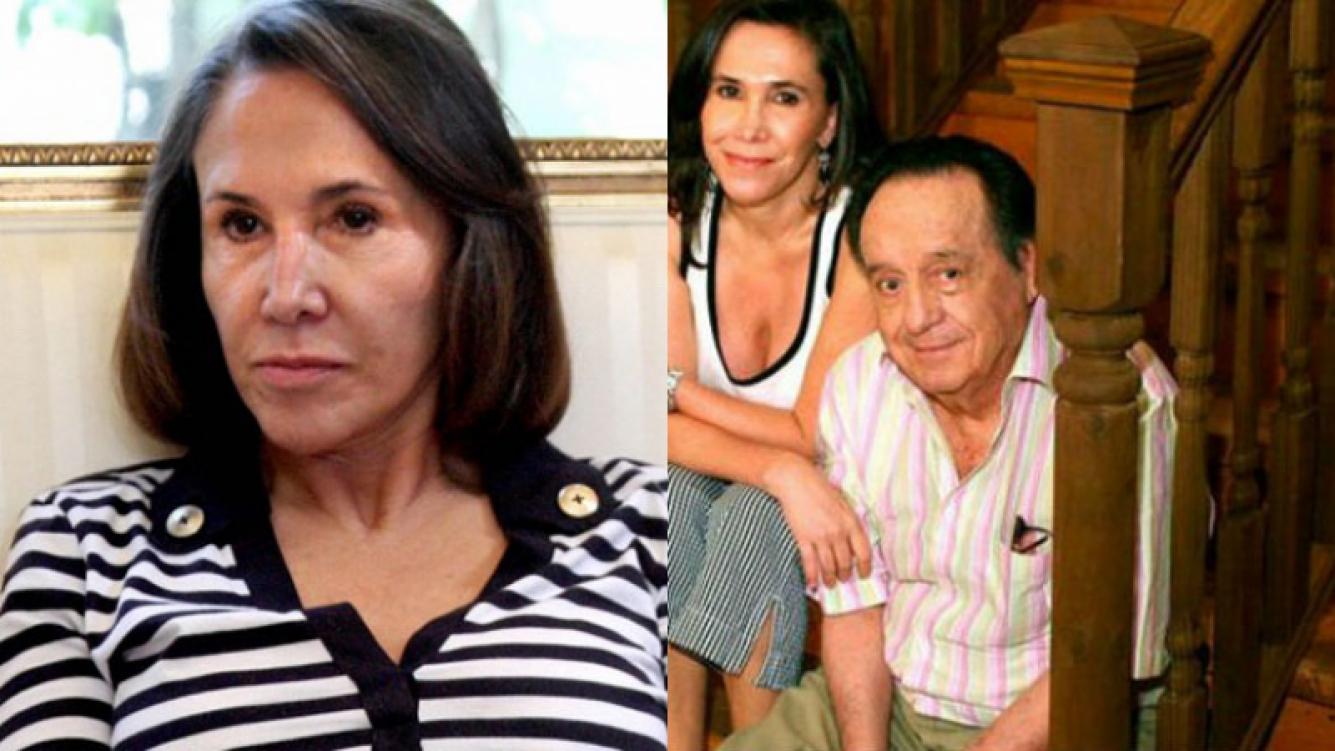 Doña Florinda venderá la casa que compartió con Chespirito (Fotos: Web).