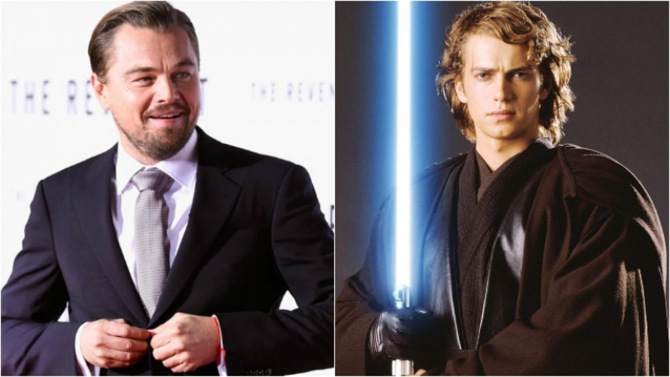 Leonardo Di Caprio reveló que rechazó actuar en Star Wars. Foto: Web