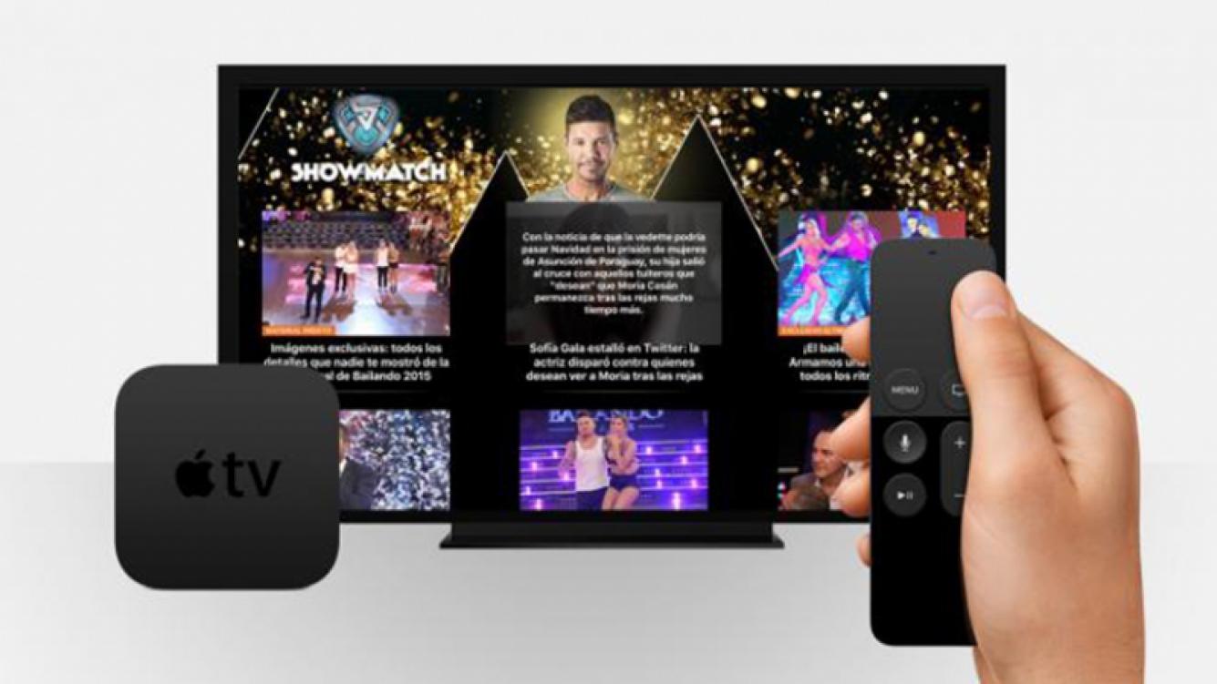 El Trece, el primer medio latinoamericano en Apple TV. Foto: Web.