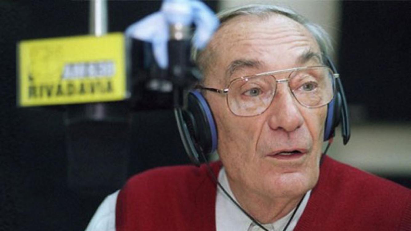 A los 89 años murió el querido Antonio Carrizo (Fotos: Web).