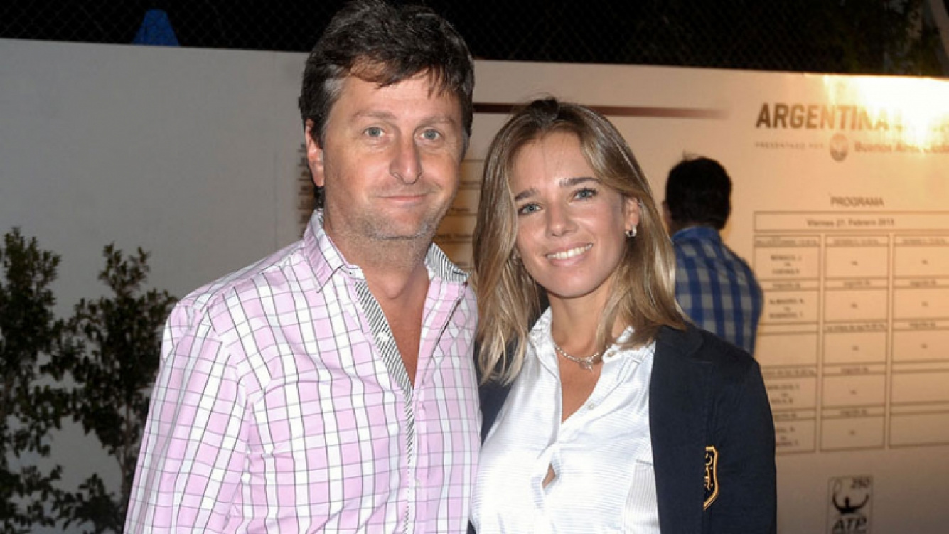 Diego Korol, papá primerizo a los 46 años. (Foto: Web)