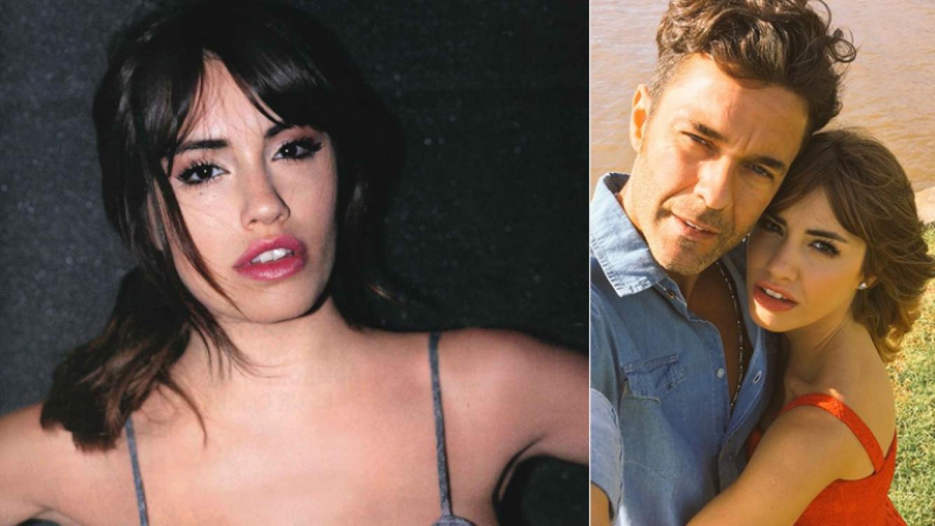 Lali Espósito, enamorada de Mariano Martínez (Foto: revista Ohlalá! e Instagram)
