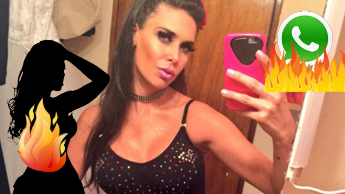 Sabrina Ravelli perdió su celular y ¡tiene fotos prohibidas! (Foto: Web y Twitter)