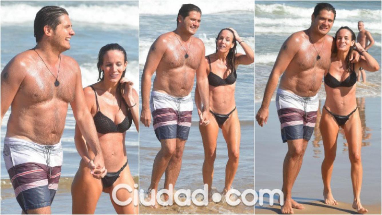 Las vacaciones de Guillermo Andino con su familia (Fotos: MSnews)