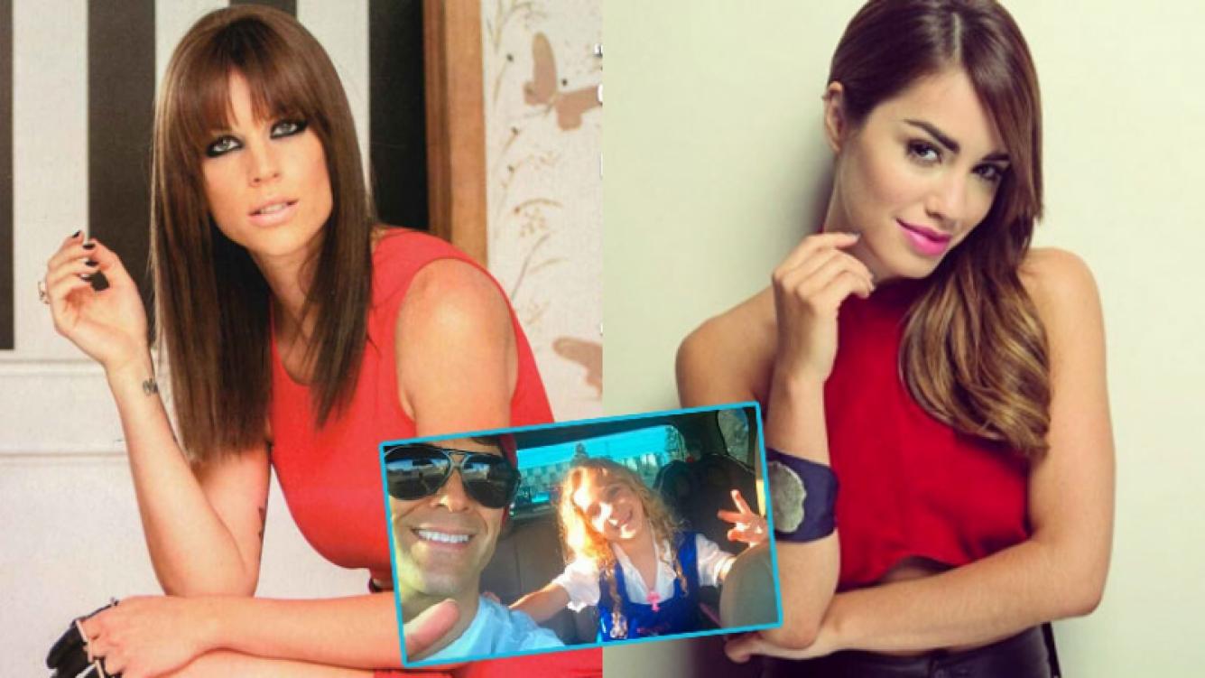 Juliana Giambroni habló de la relación de Lali con sus hijos (Fotos: ¡Holaa! Argentina y Web).