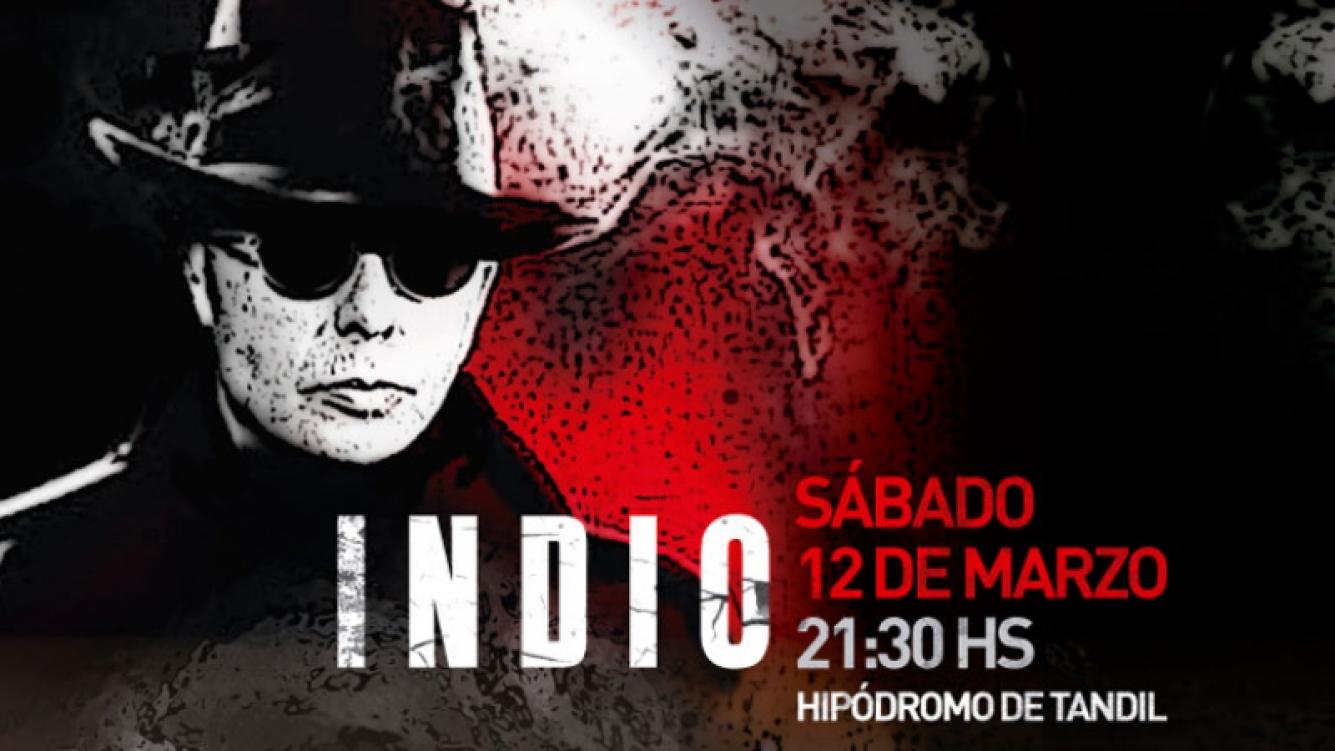 El Indio Solario regresa a los escenarios. Foto: Web