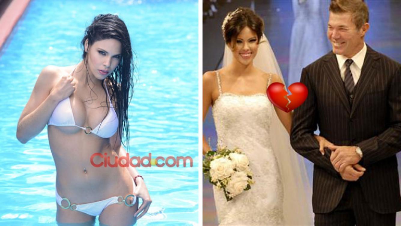 Barby Franco y Fernando Burlando, de planear casamiento a la ruptura. Foto: Ciudad.com y Web