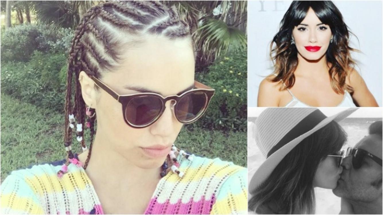 El nuevo look de Lali Espósito en sus vacaciones por Miami (Fotos: Instagram)