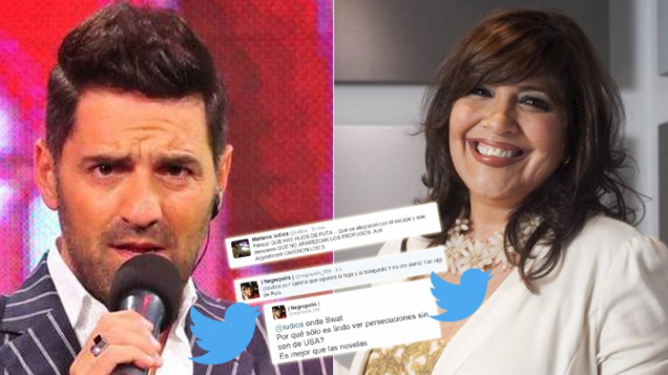 Elizabeth Vernaci disparó contra un tweet de Mariano Iúdica (Foto: web y Twitter)