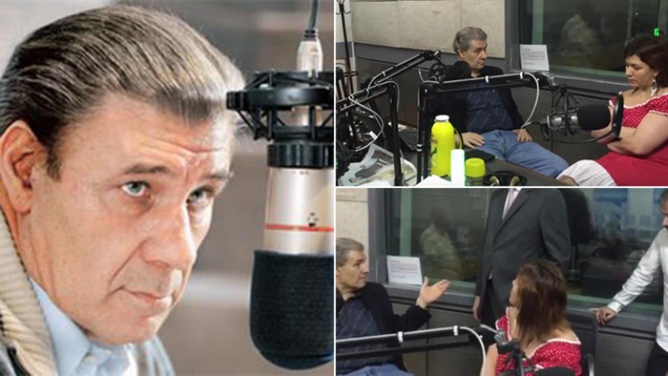 Víctor Hugo Morales, desvinculado de Radio Continental. Foto: Web.