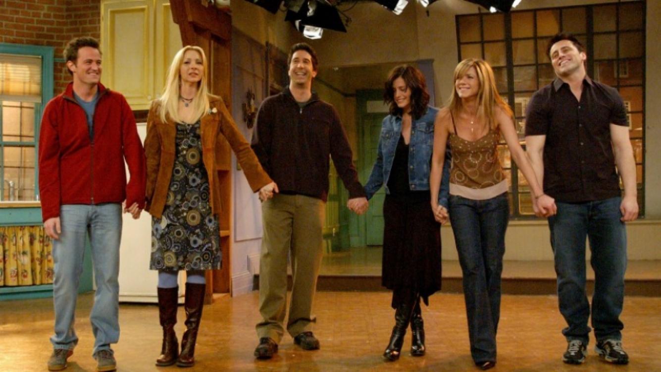 Friends regresa a la televisión para un especial. Foto: Web