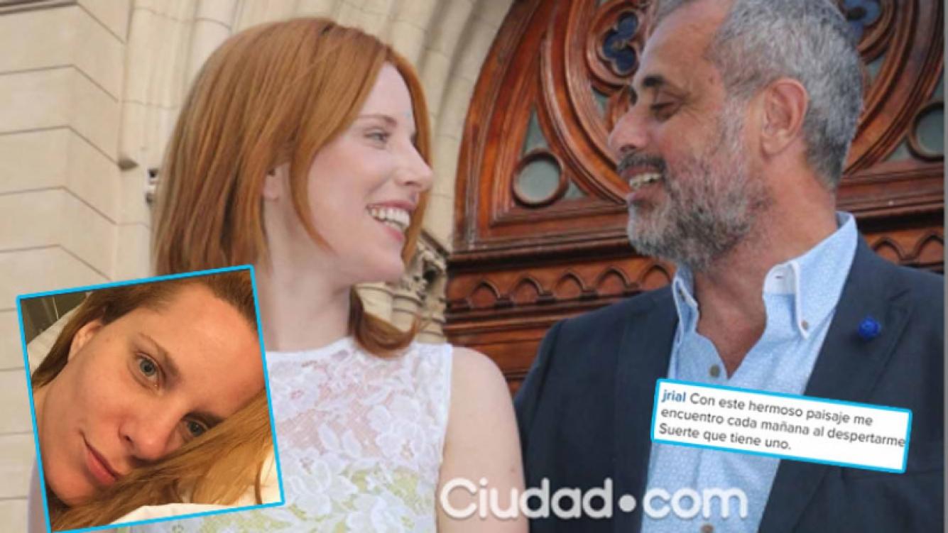 Rial, más enamorado que nunca de Agustina Kämpfer (Fotos: Archivo Ciudad.com e Instagram).