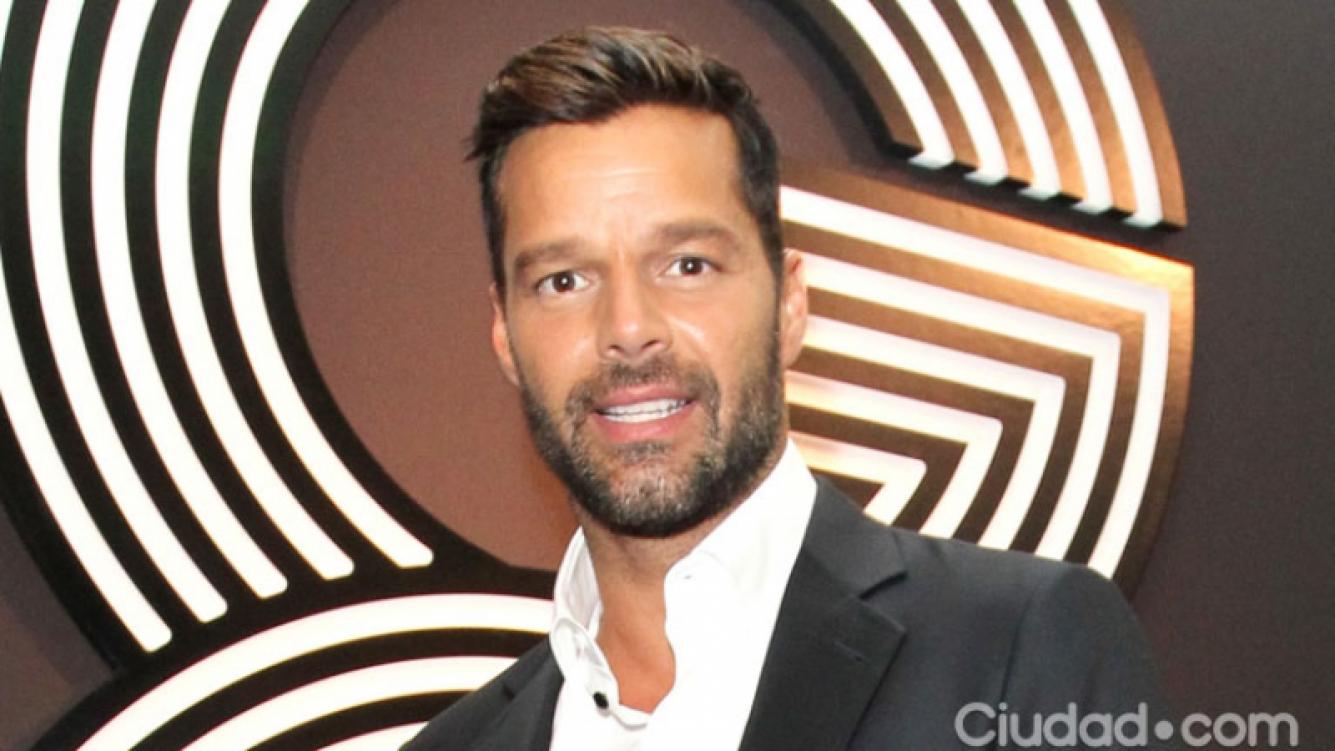 Ricky Martin se destapó en su última entrevista (Fotos: AFP).