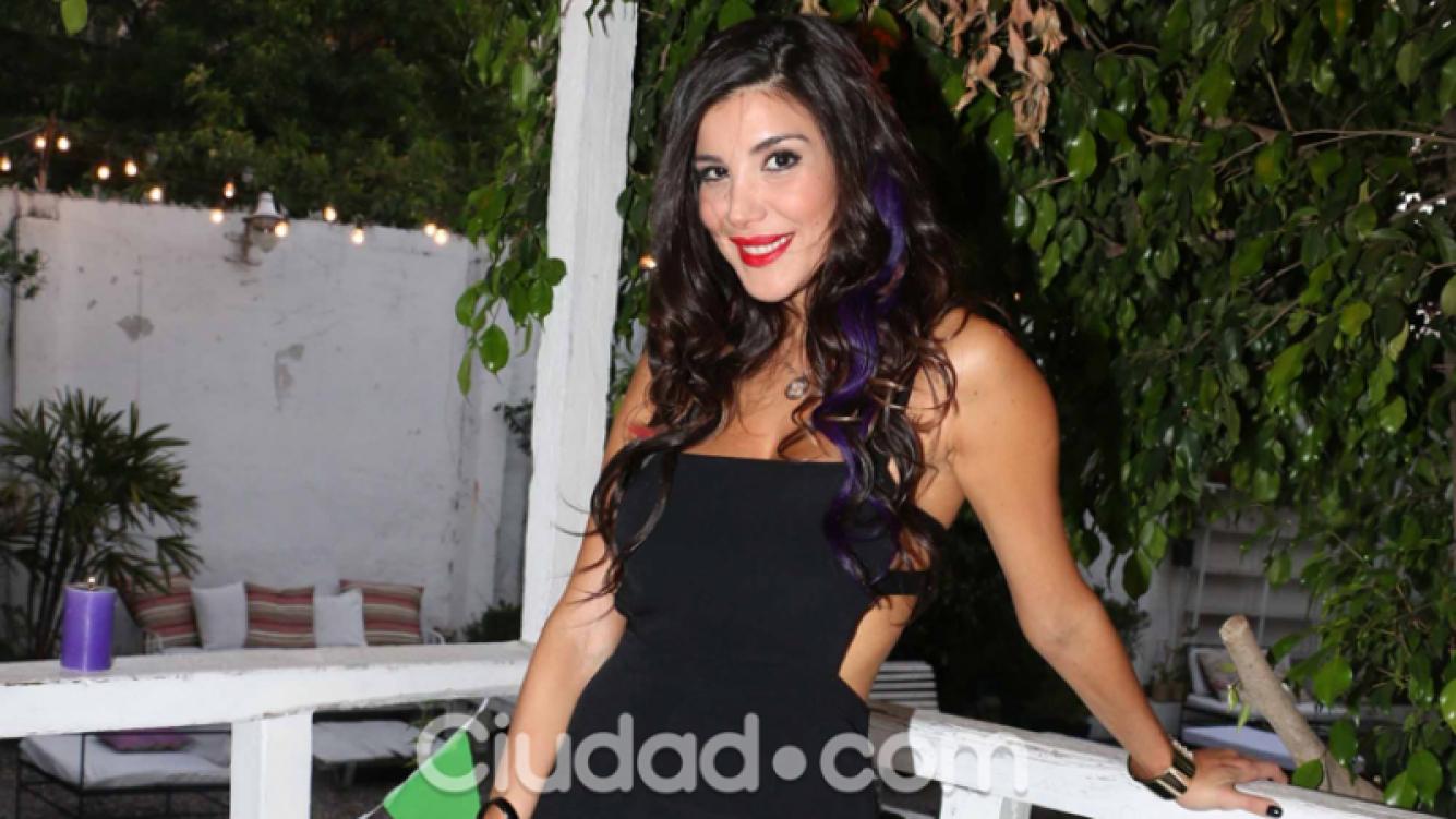 Andrea Rincón, emocionada por su trabajo en La Leona (Foto: Ciudad.com)