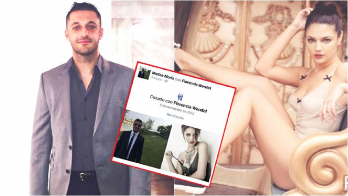 ¿Matías Morla se casó en secreto con una infartante modelo? (Fotos: Twitter, Instagram y Facebook)