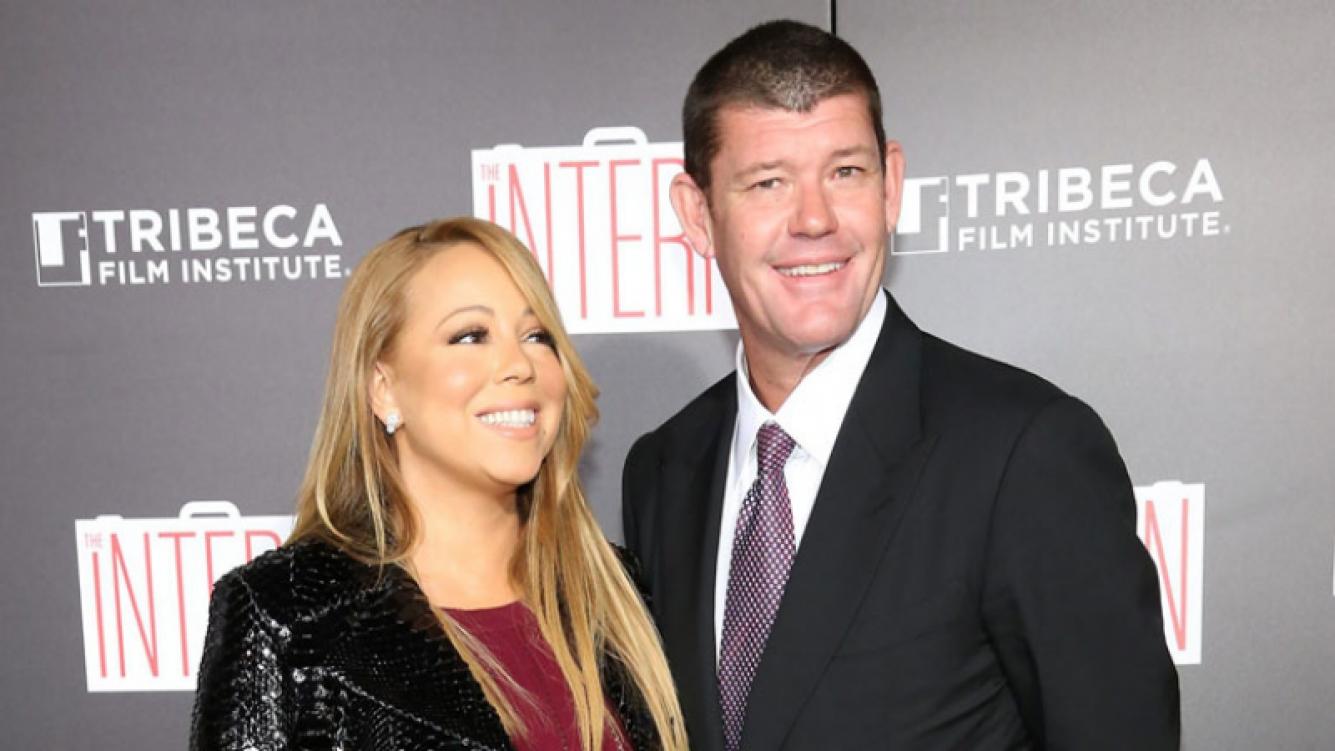 Mariah Carey se comprometió con James Packer. (Foto: Web)