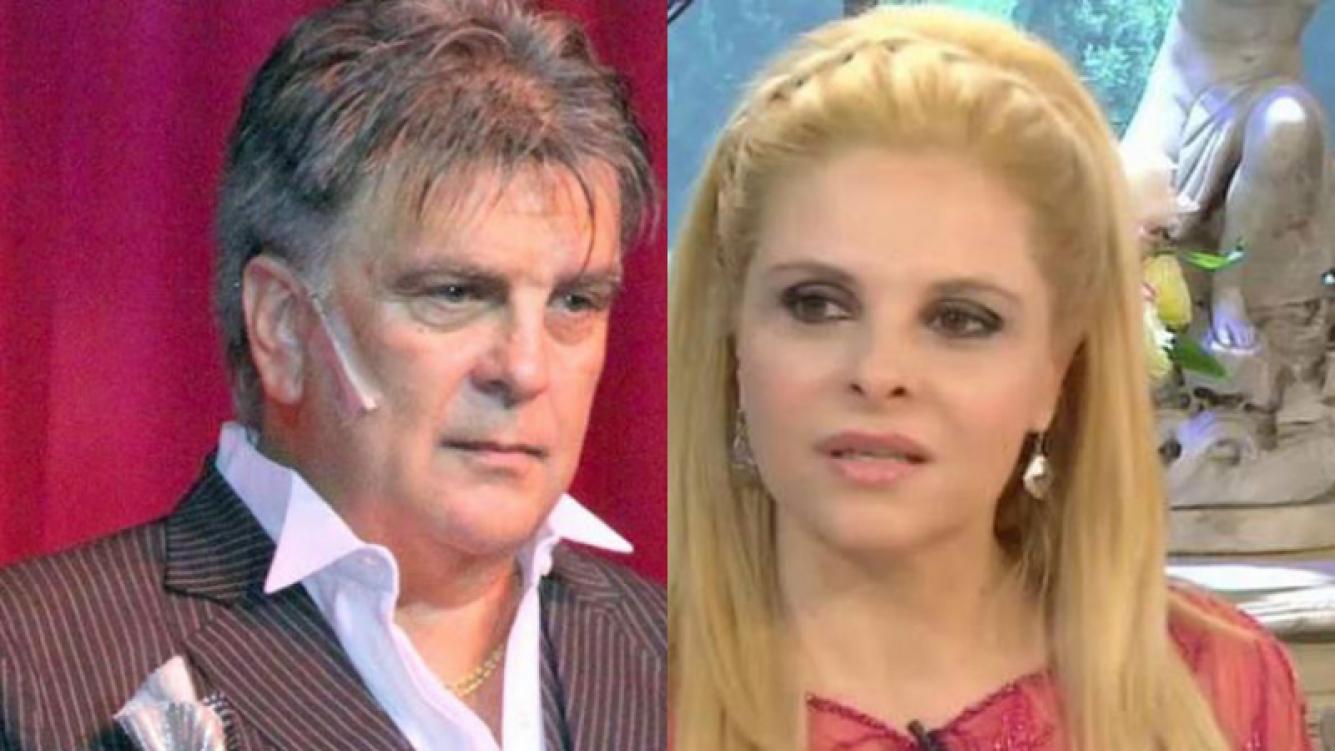 Luis Ventura y Fabiana Liuzzi lograron mejorar su relación (Fotos: Web).