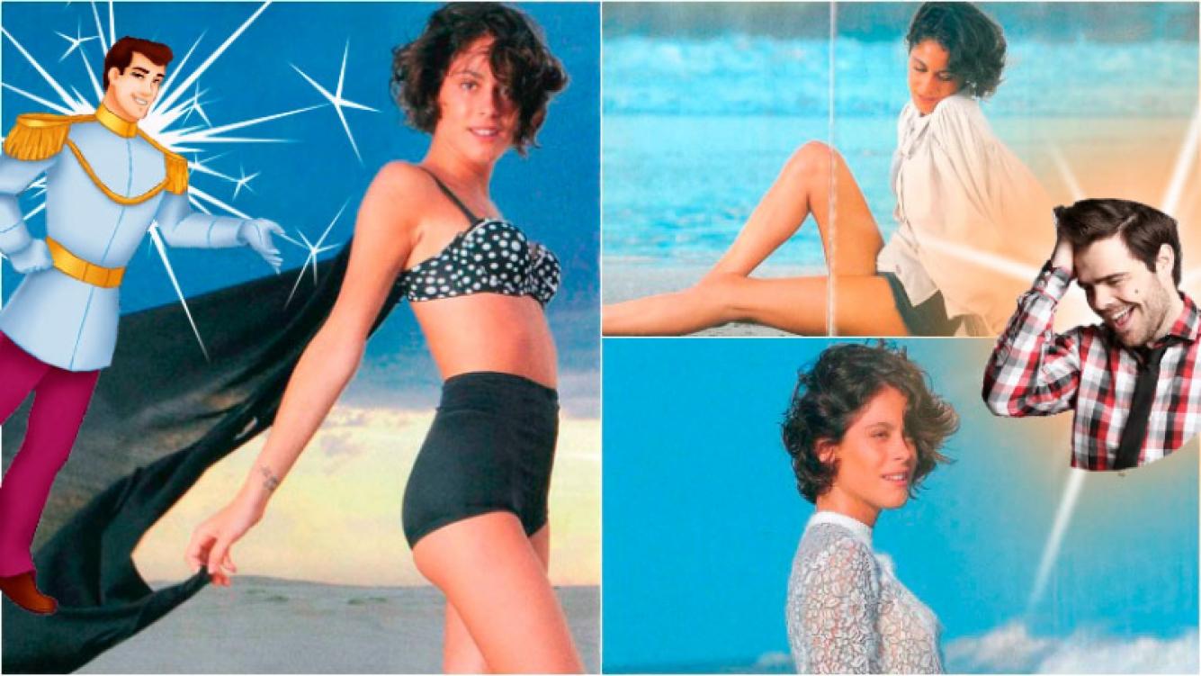 Tini Stoessel, fotos playeras para Caras y confesión. Foto: Caras