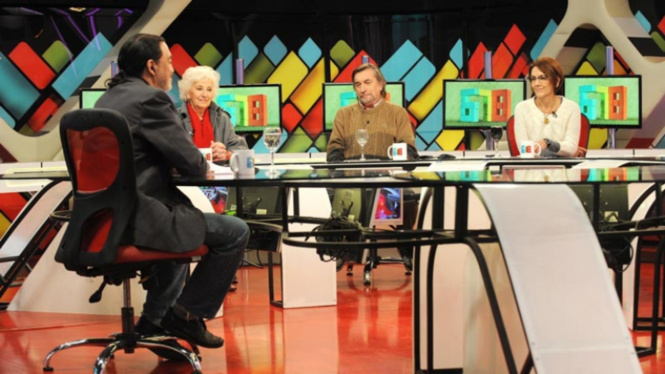 6-7-8, cerca de volver a la televisión por C5N. (Foto: Web)