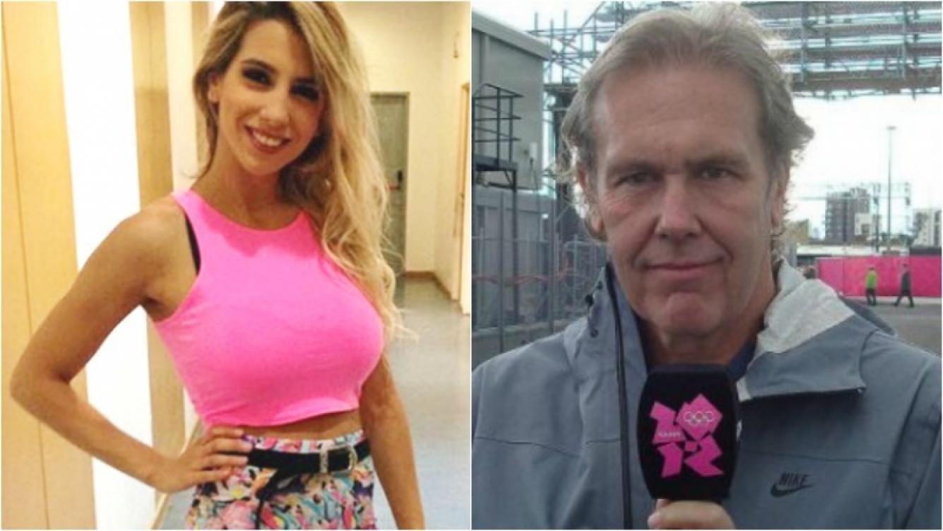 """Cinthia Fernández busca darle un vuelco a su carrera: """"Quiero estudiar periodismo deportivo y ser como Bonadeo"""". Foto: Web"""