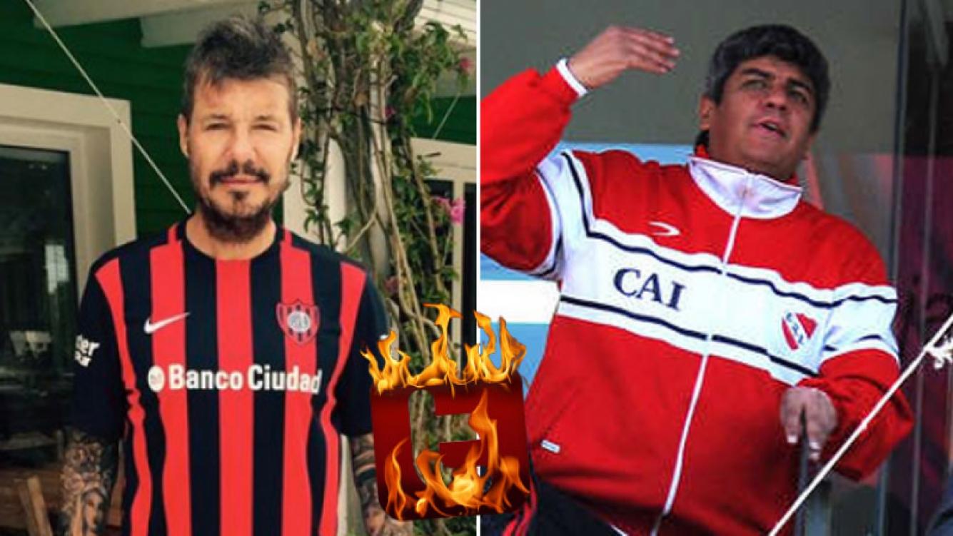 Pablo Moyano y un polémico tweet contra Marcelo Tinelli. (Foto: Web)