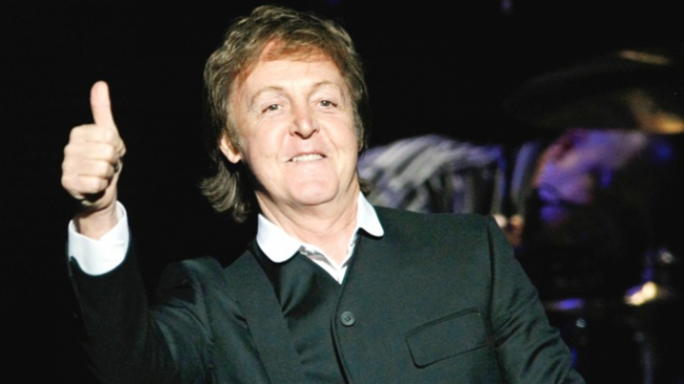 Paul McCartney regresa a la Argentina en mayo de este año (Foto: Web)
